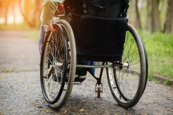 mobilité réduite